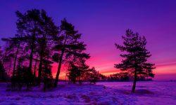 10 New Winter Sunset Desktop Backgrounds FULL HD 1920×1080 For PC Desktop
