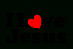 10 Latest I Love Jesus Images FULL HD 1080p For PC Desktop