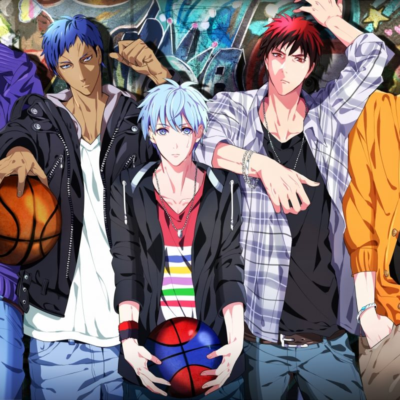 10 Most Popular Kuroko No Basket Wallpaper FULL HD 1080p For PC Desktop 2020 free download kuroko no basket images knb hd wallpaper and background photos 800x800