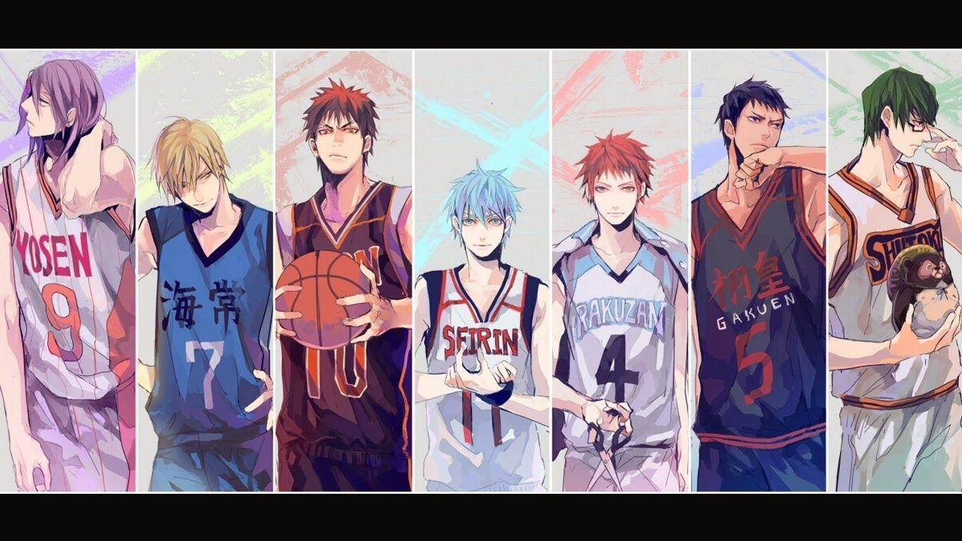 kuroko no basuke wallpapers - wallpaper cave