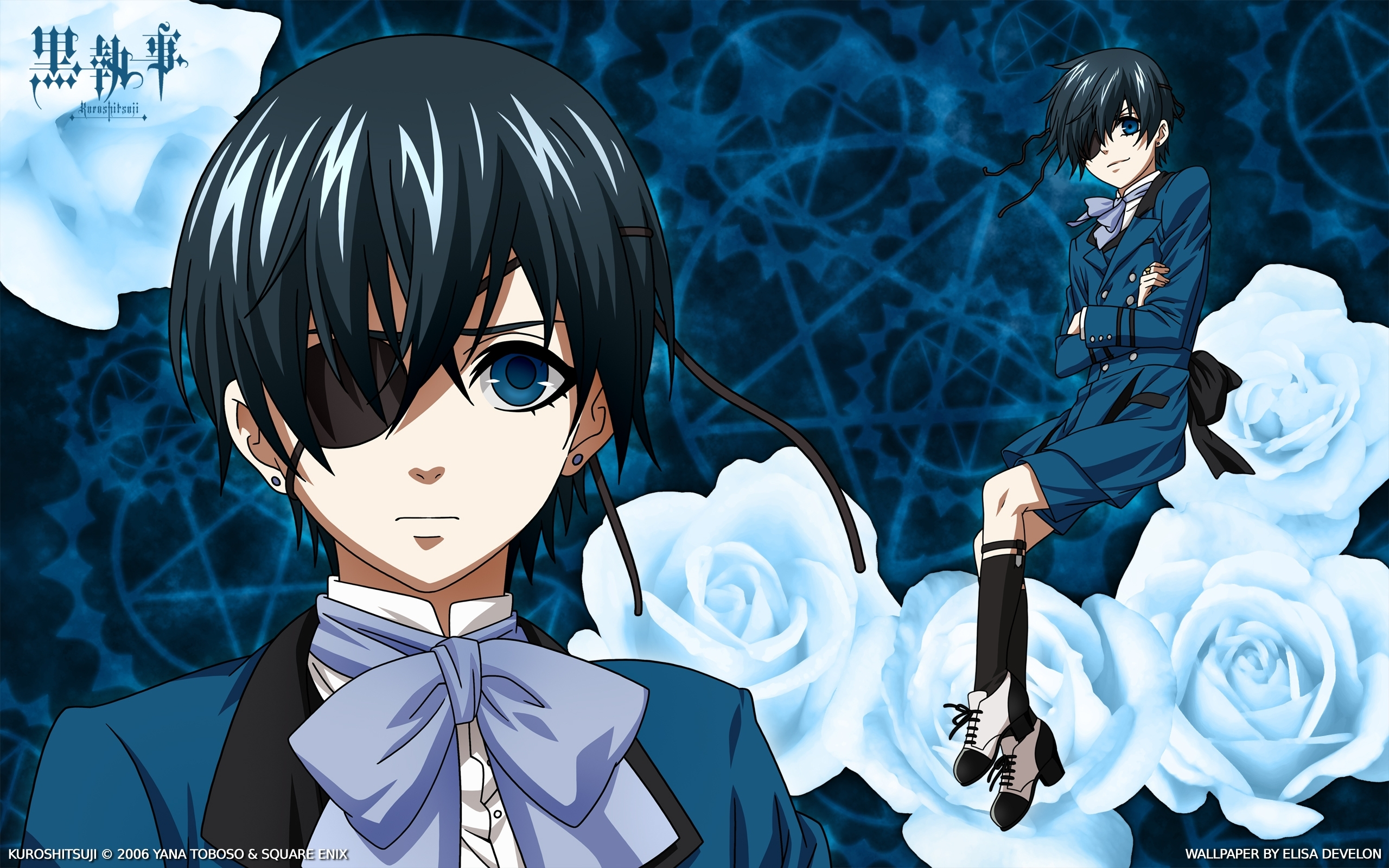 10 Best Black Butler Ciel Wallpaper FULL HD 1080p For PC Background