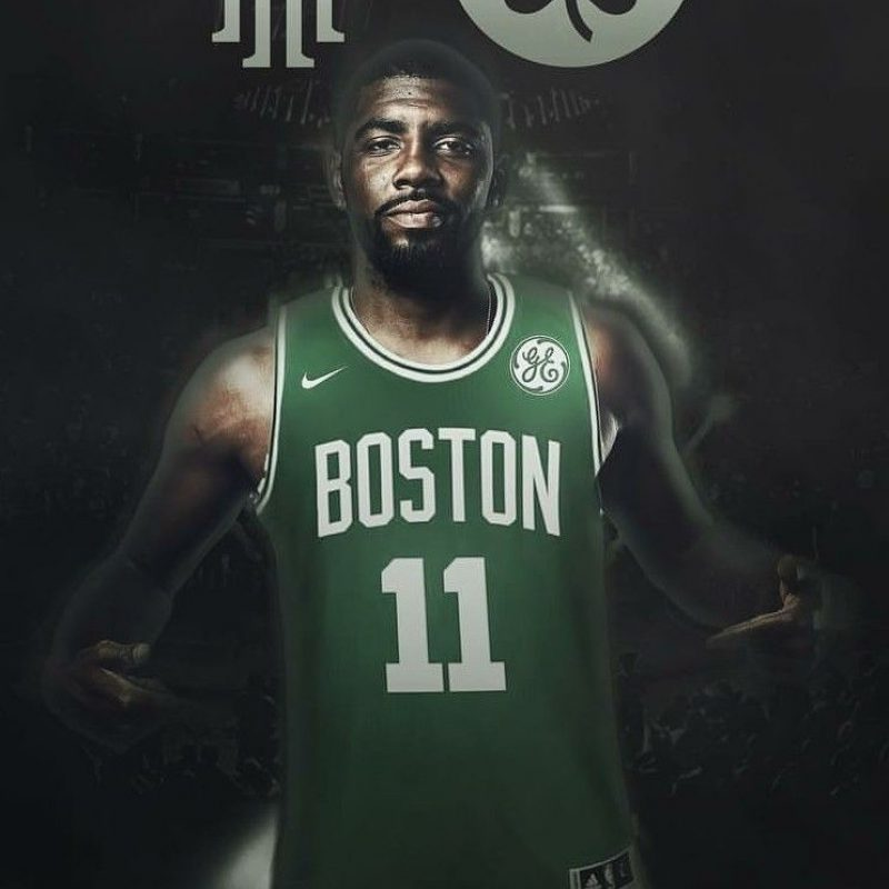 10 Most Popular Kyrie Irving Jersey Wallpaper FULL HD 1080p For PC Desktop 2020 free download kyrie irving boston celtics wallpapers wallpaper cave 2 800x800