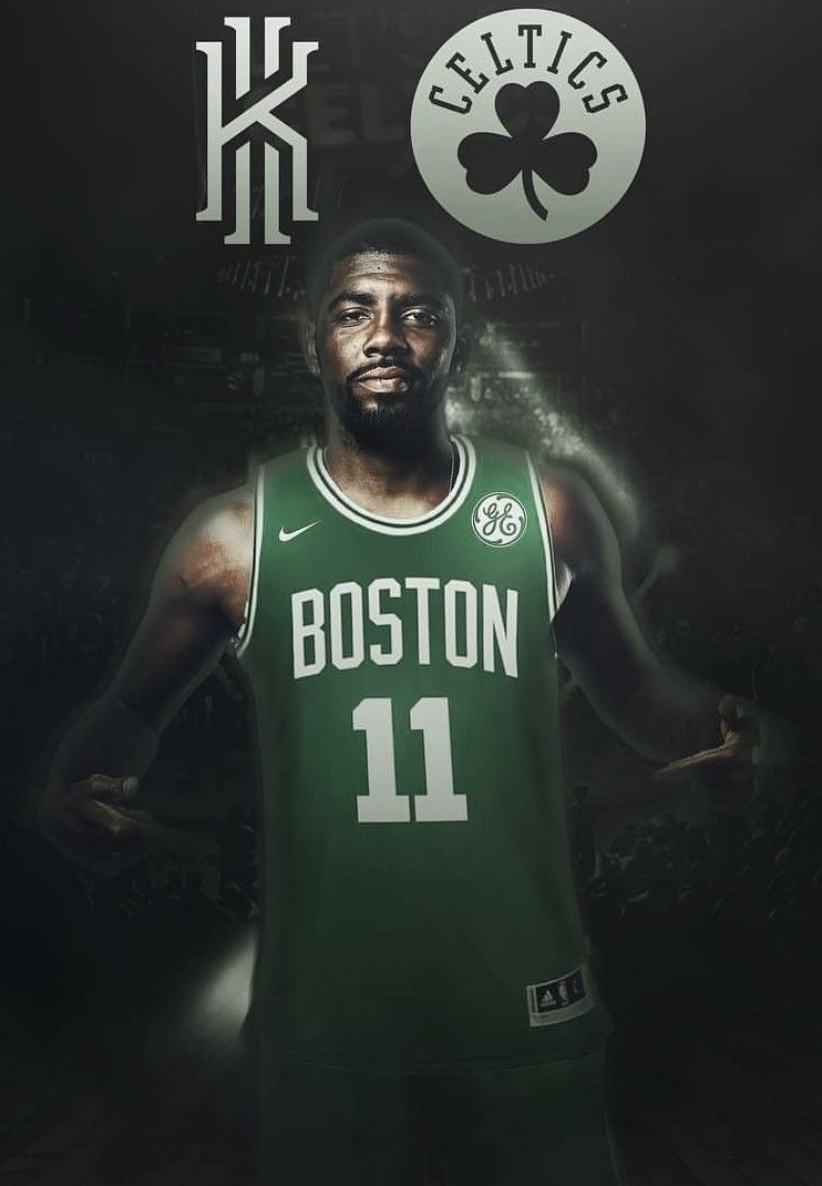 kyrie irving boston celtics wallpapers - wallpaper cave