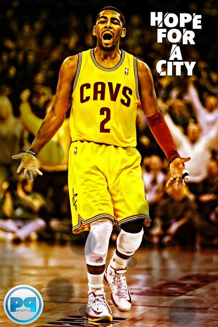 kyrie irving hope for a city, iphone wallpaperpavanpgraphics on