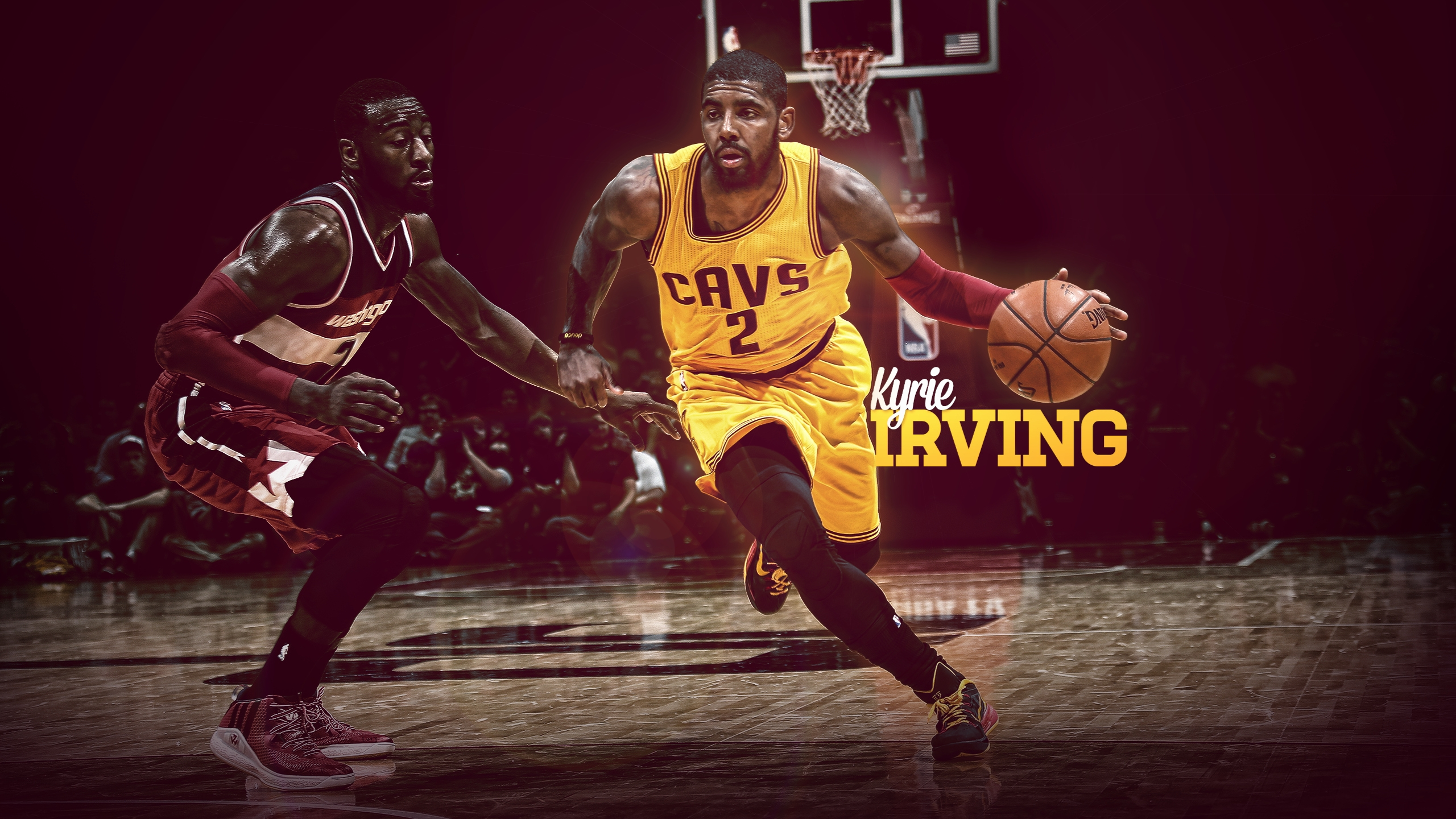 kyrie irving wallpaper awesome fan wallpapers - hd wallpaper