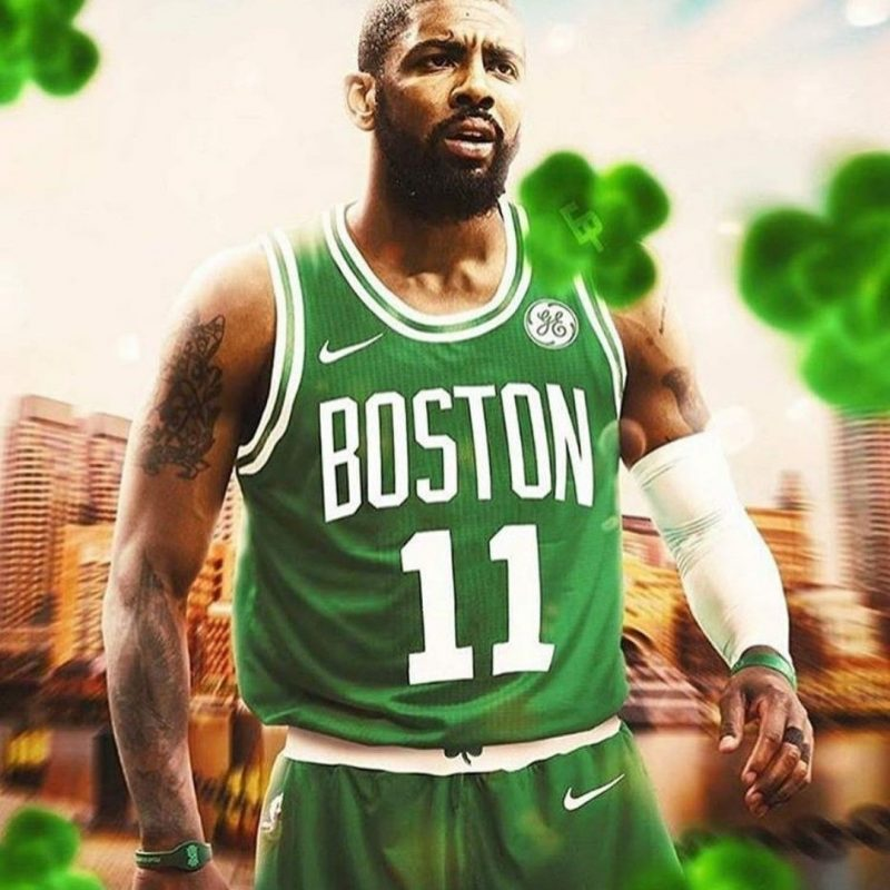 10 Most Popular Kyrie Irving Wallpaper Celtics FULL HD 1920×1080 For PC Background 2018 free download kyrie irving wallpaper basketball pinterest kyrie irving 800x800