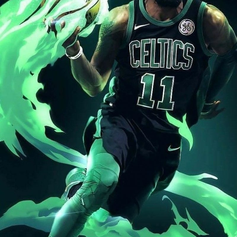 10 Most Popular Kyrie Irving Wallpaper Celtics FULL HD 1920×1080 For PC Background 2018 free download kyrie irving wallpaper boston celtics basketball pinterest 800x800