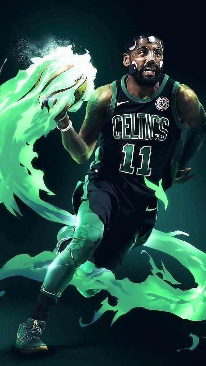 kyrie irving wallpaper boston celtics | basketball | pinterest