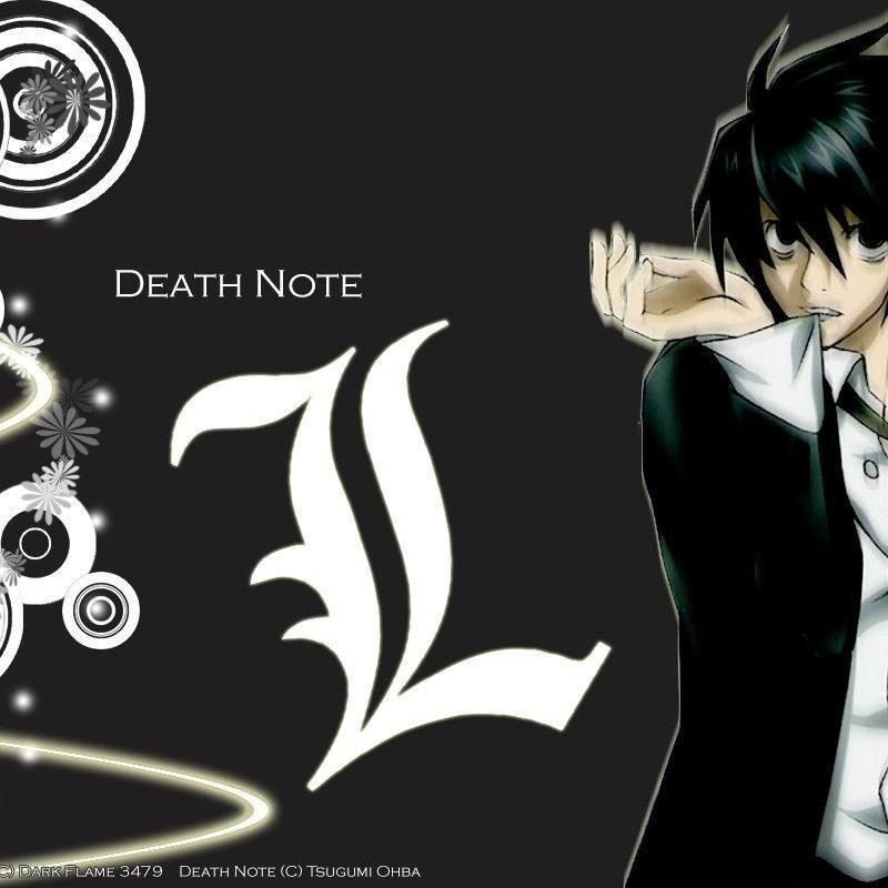 10 New Death Note L Wallpaper FULL HD 1920×1080 For PC Background 2020 free download l wallpapers death note wallpaper cave 800x800
