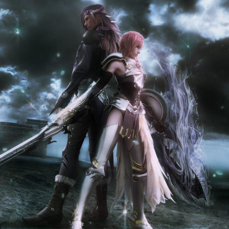 10 Latest Final Fantasy 13 2 Wallpaper FULL HD 1080p For PC Desktop 2021 free download la naissance de la saga ffxiii final fantasy memory 800x800
