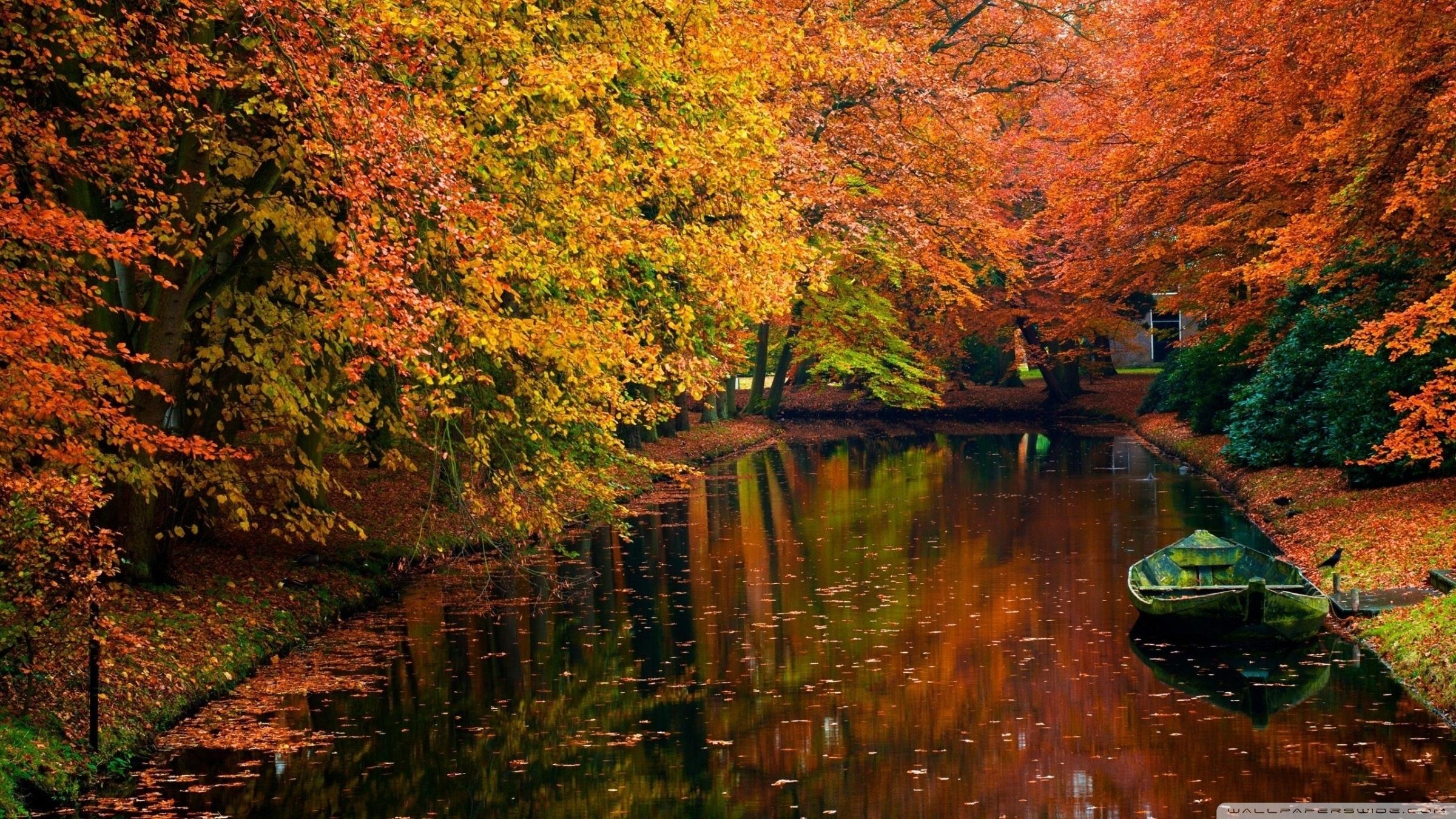 lake in autumn landscape ❤ 4k hd desktop wallpaper for 4k ultra hd