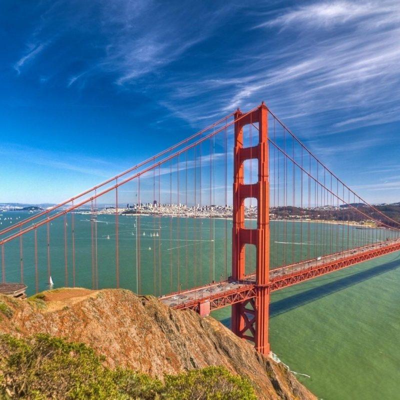 10 Most Popular Golden Gate Bridge Wallpaper 1920X1080 FULL HD 1920×1080 For PC Desktop 2018 free download landscapes bridges golden gate bridge wallpaper 37749 800x800