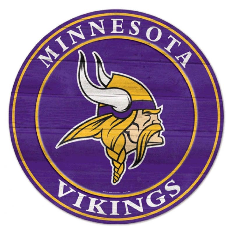 10 Best Minnesota Vikings Pics Logo FULL HD 1920×1080 For PC Desktop 2018 free download large round minnesota vikings wooden sign dome souvenirs plus 800x800