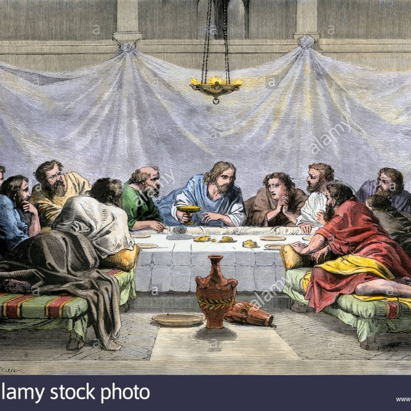 10 Most Popular Jesus Last Supper Picture FULL HD 1920×1080 For PC Background 2018 free download last supper stock photos last supper stock images alamy 800x800