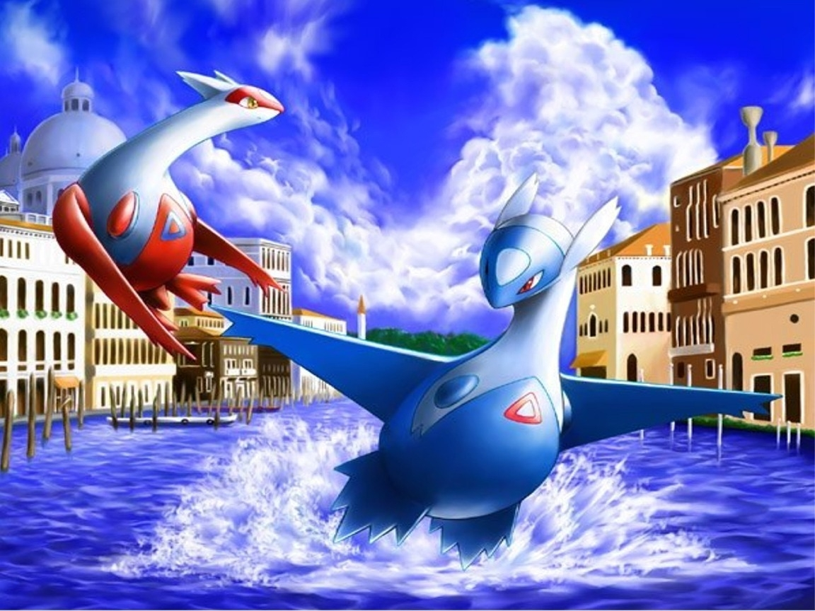 latias and latios images eons hd wallpaper and background photos