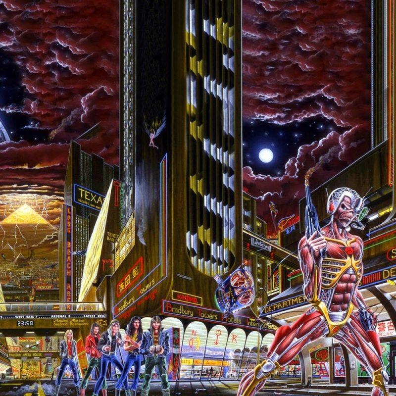 10 New Iron Maiden Somewhere In Time Wallpaper FULL HD 1080p For PC Desktop 2020 free download le blogue du prof solitaire les secrets de la pochette de iron 800x800
