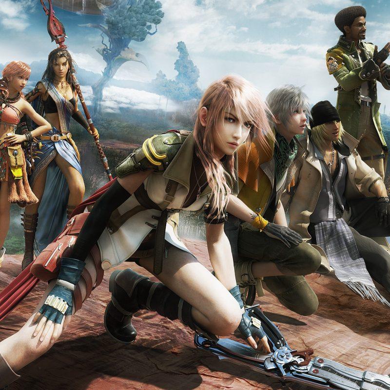 10 Most Popular Final Fantasy 13 Wallpaper Hd Full Hd 1920 1080 For