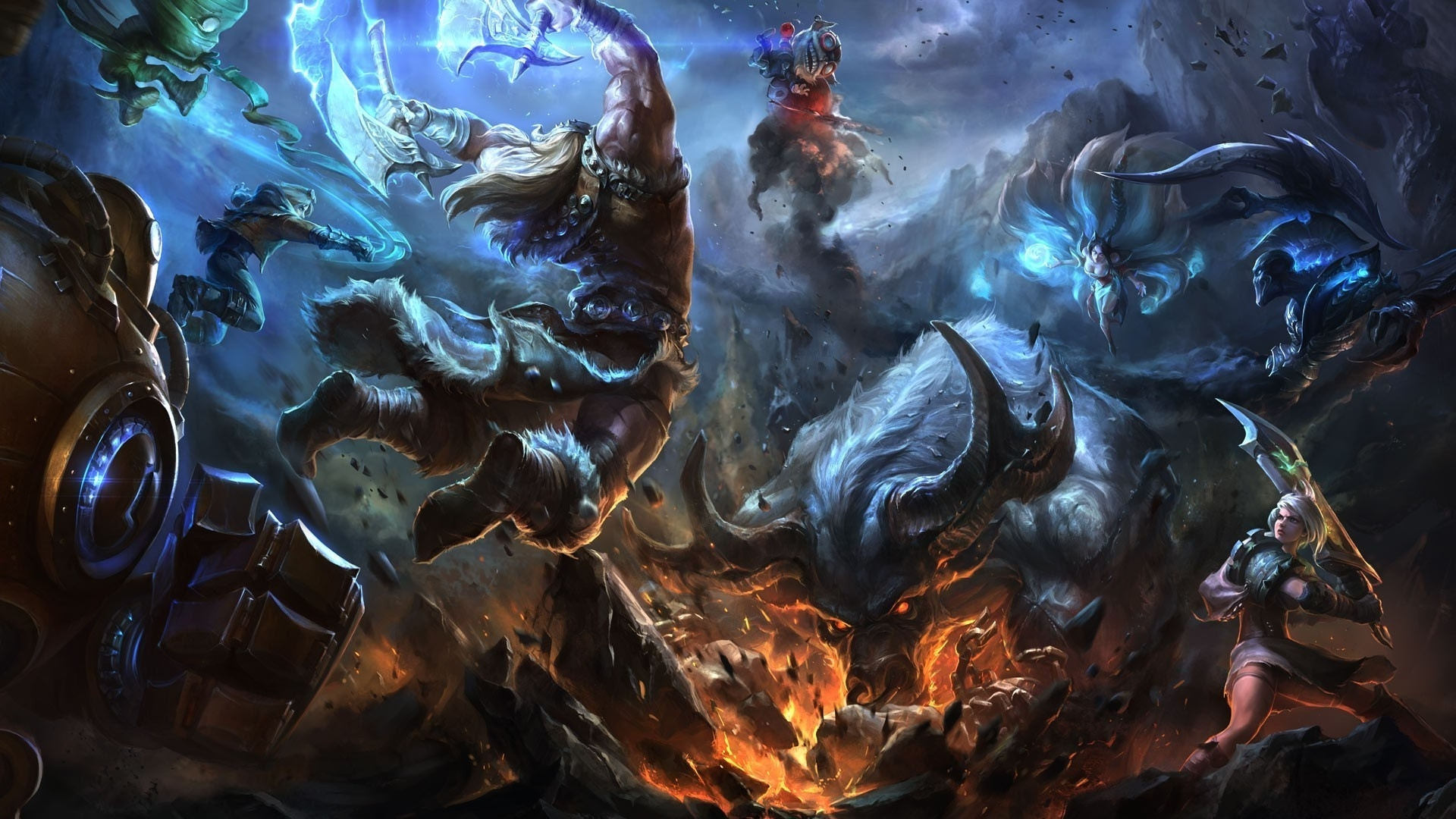 league of legends hd wallpapers | best wallpapers