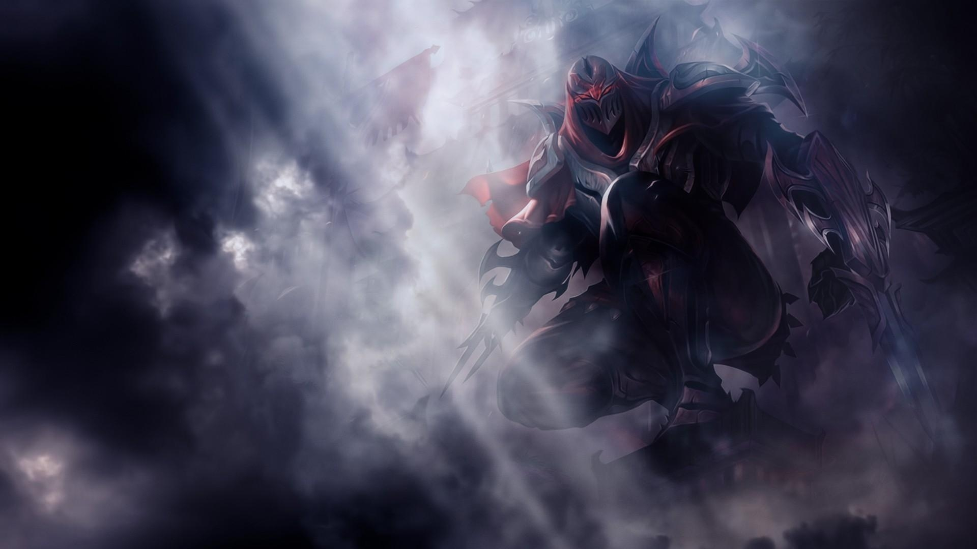 league of legends zed wallpaper | (75197)