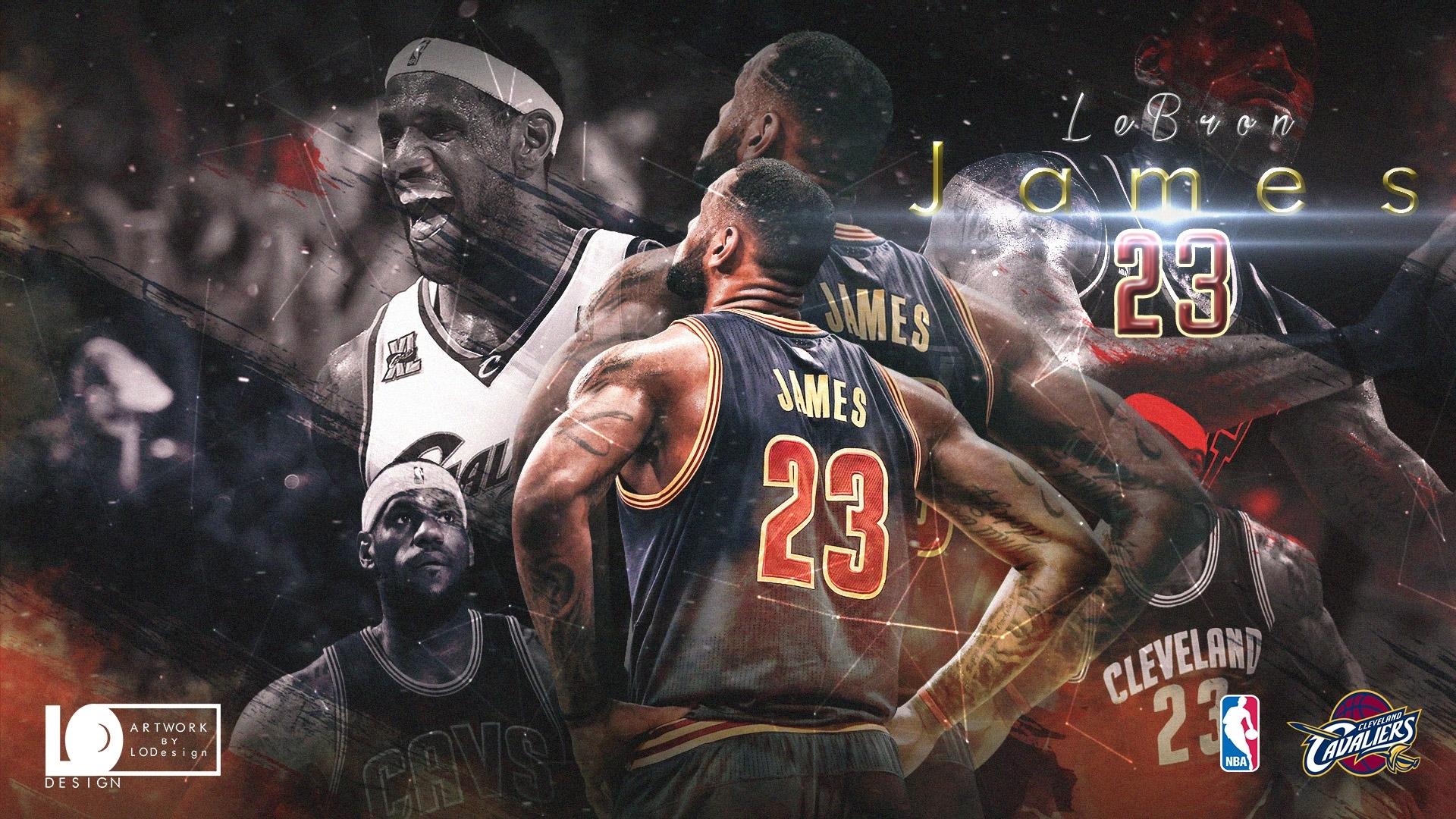 lebron james 2017 playoffs 1920×1080 wallpaper | basketball