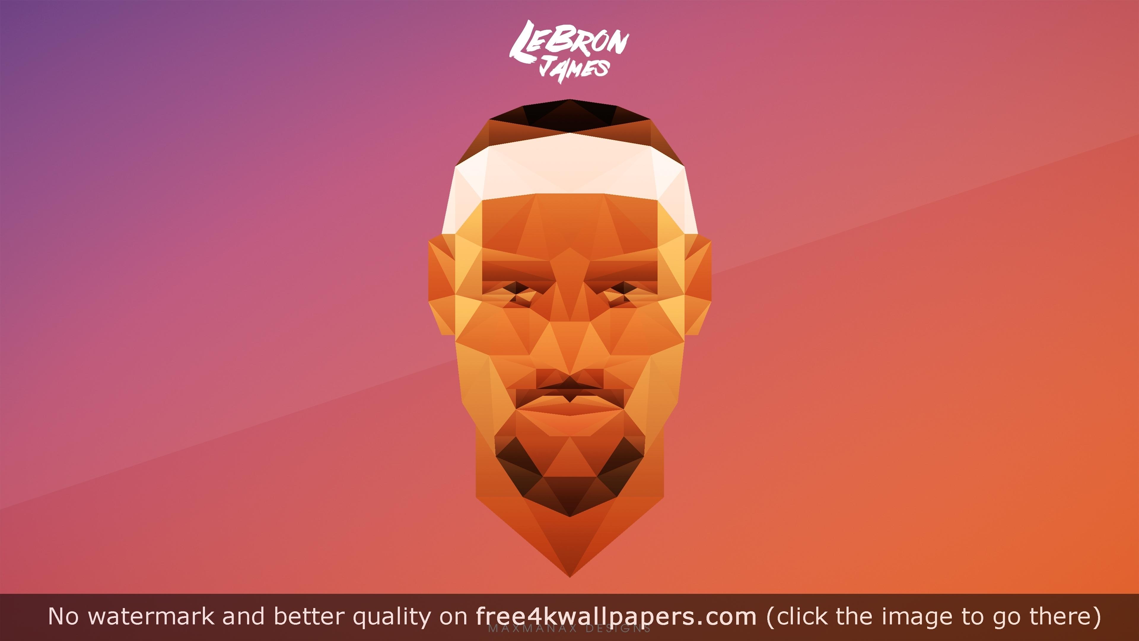 lebron james 4k 4k wallpaper | desktop wallpapers | pinterest