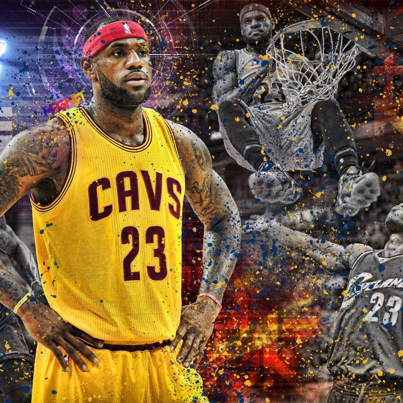 10 Latest Lebron James 2016 Wallpaper FULL HD 1920×1080 For PC Desktop 2018 free download lebron james 4k ultra hd wallpaper and background image 4052x2632 800x800