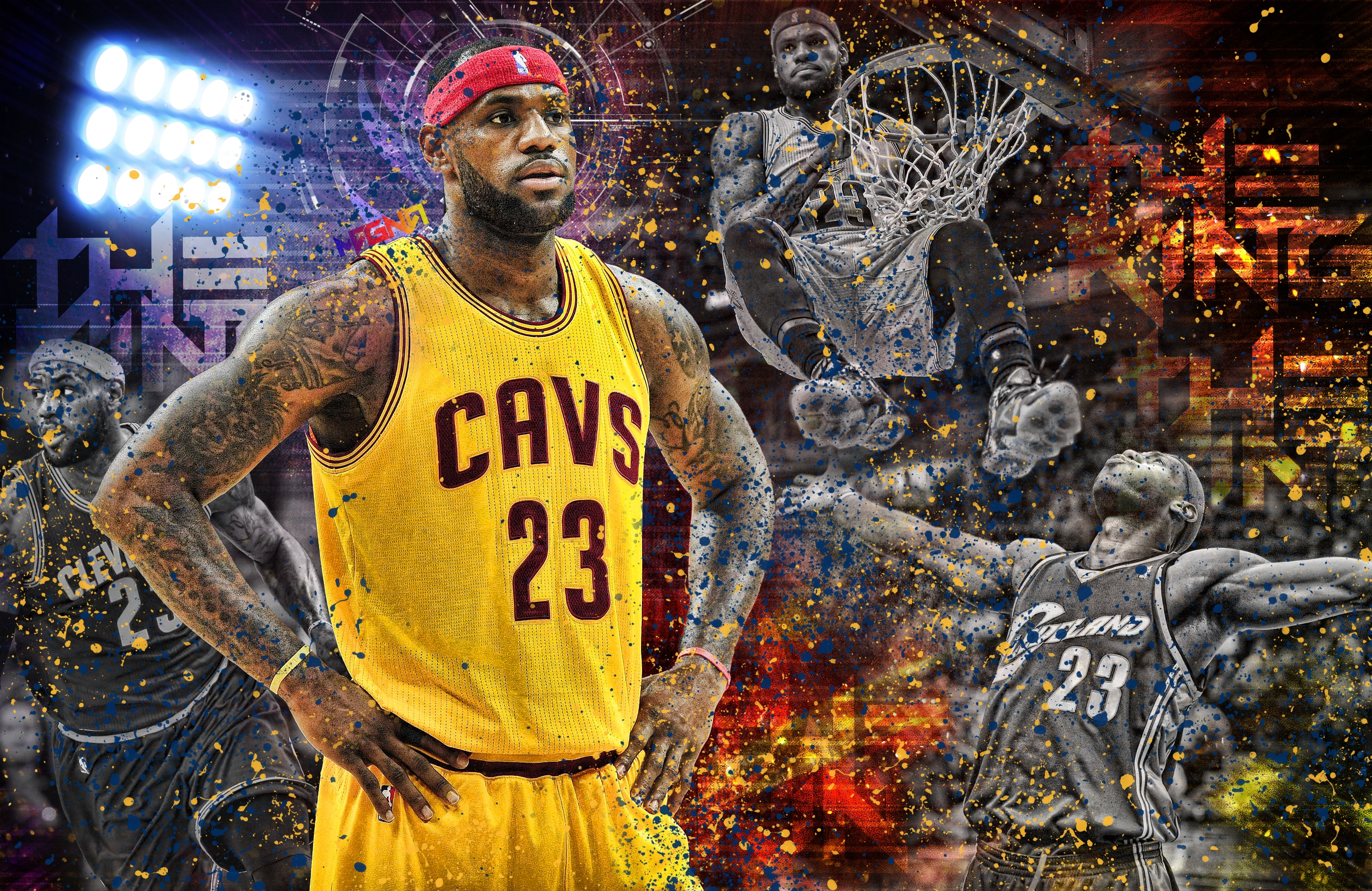 lebron james 4k ultra hd wallpaper and background image | 4052x2632