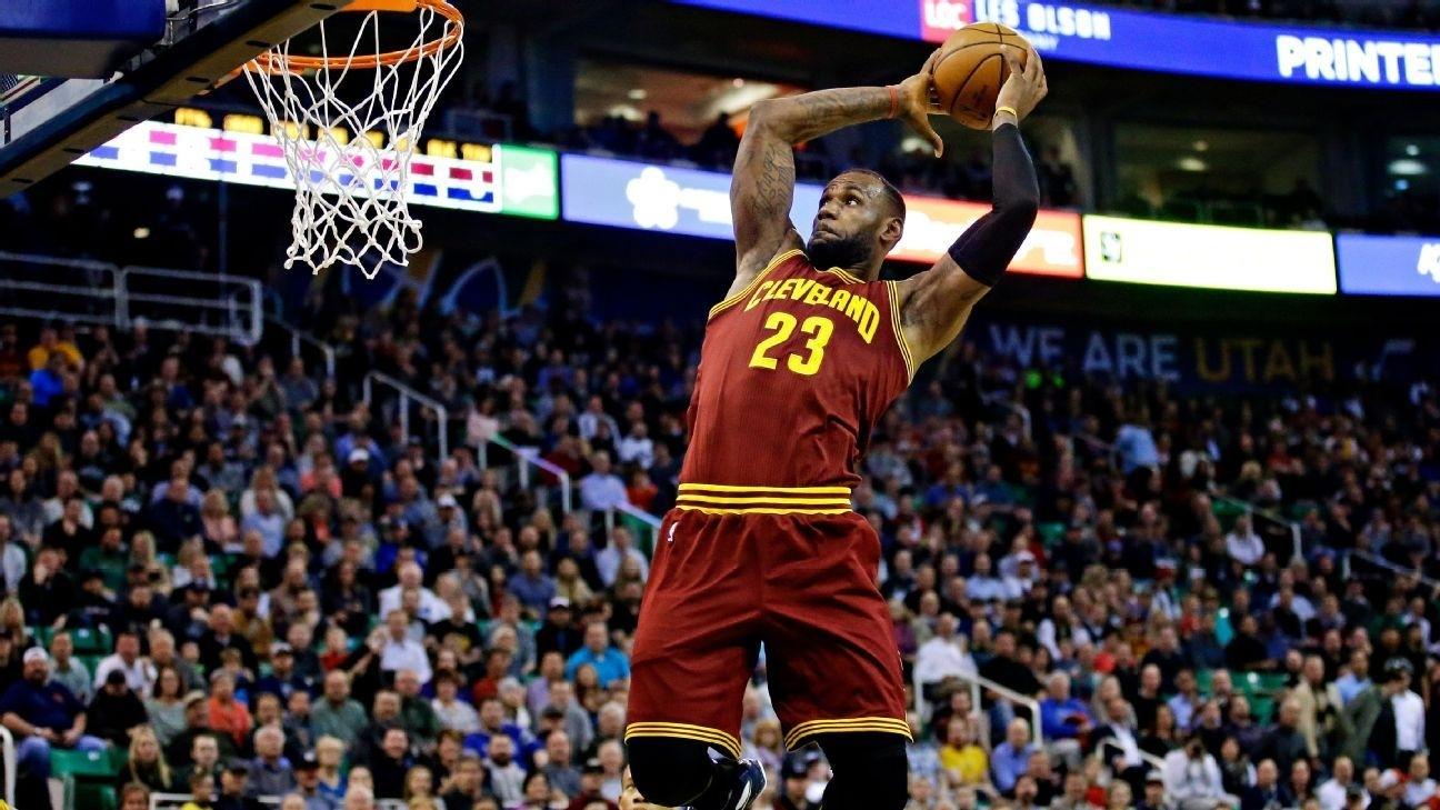 lebron james' dunk renaissance