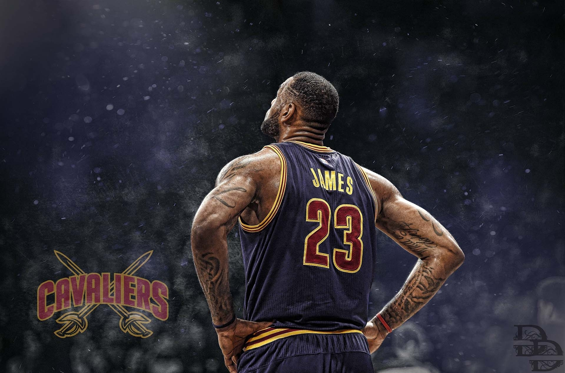 lebron james wallpaper hd for desktop, iphone & mobile