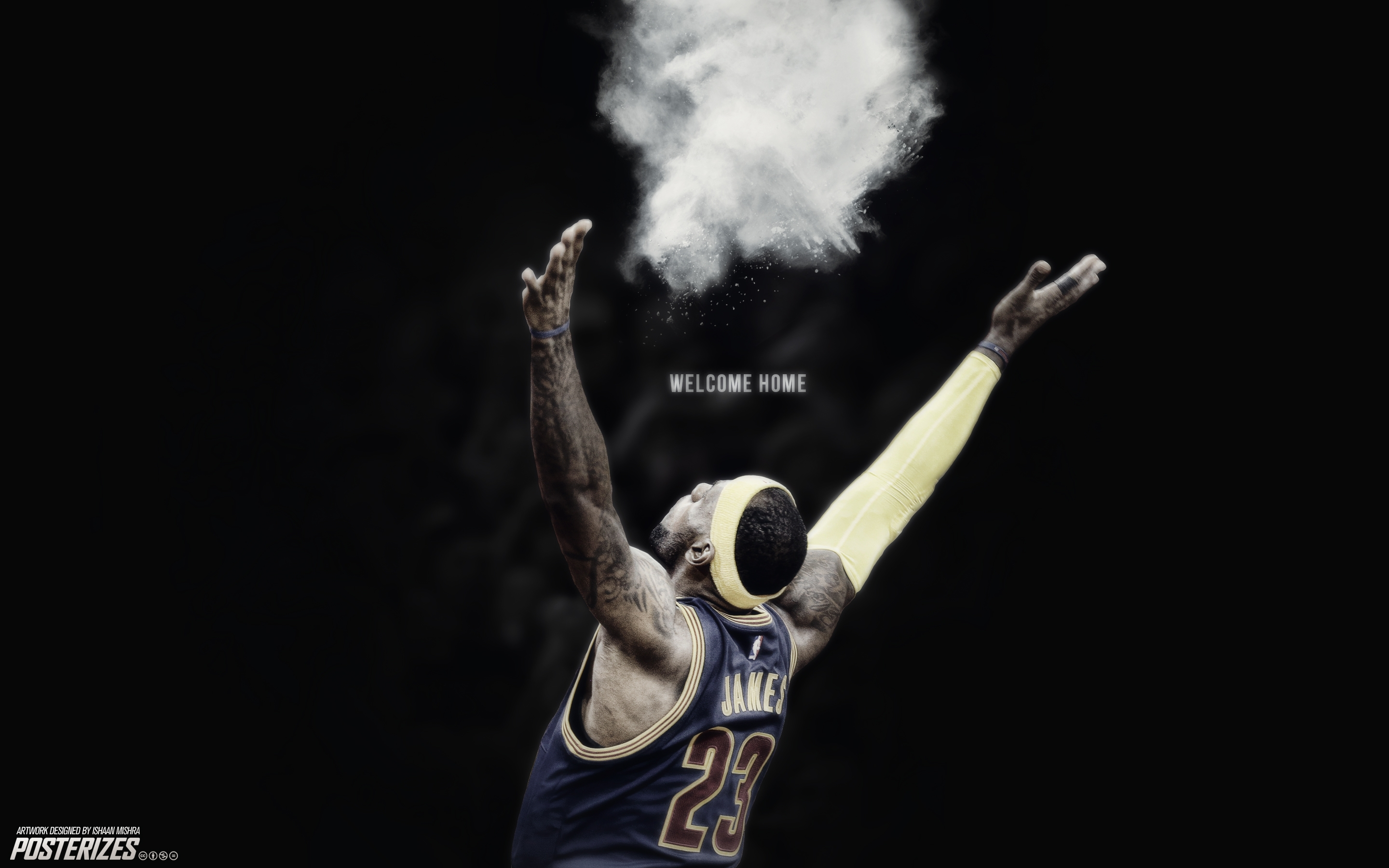 lebron james wallpapers wide ~ desktop wallpaper box