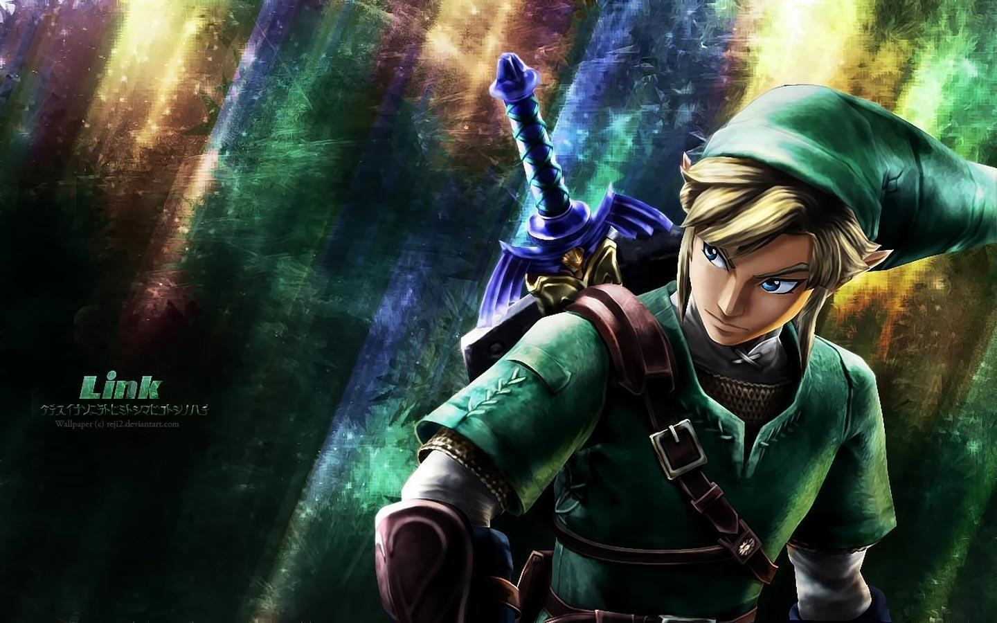 legend of zelda link wallpapers - wallpaper cave