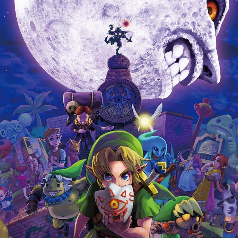 10 Latest Majora's Mask Wallpaper Hd FULL HD 1920×1080 For PC Background 2018 free download legend of zelda majoras mask uhd 4k wallpaper pixelz 800x800