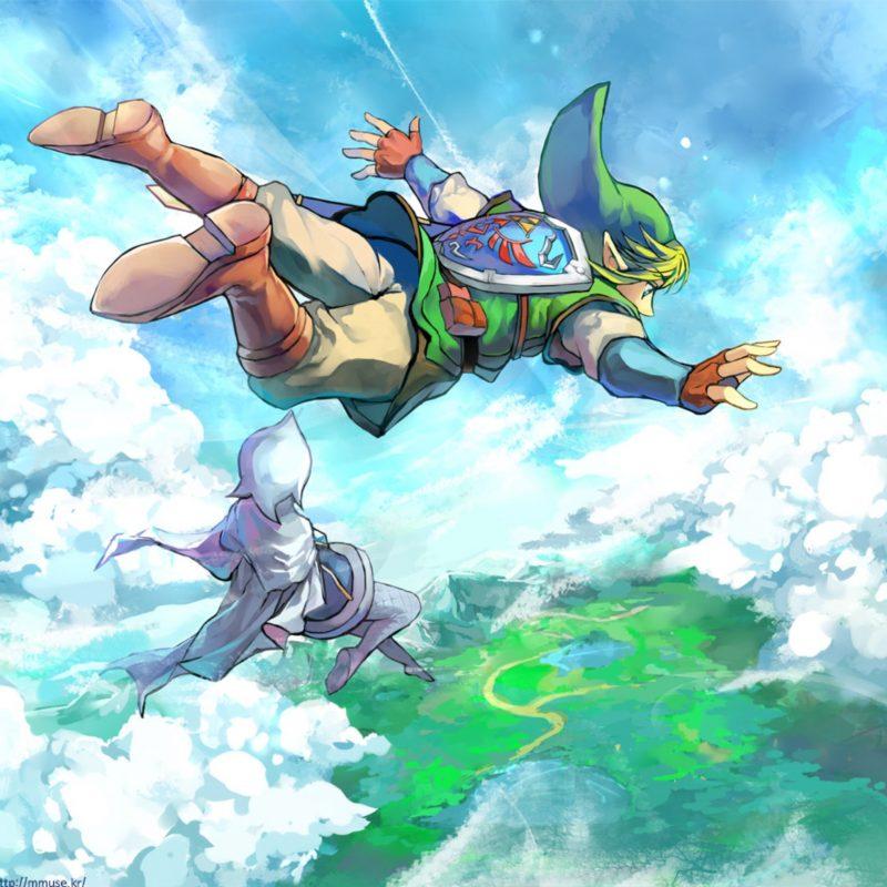 10 Best Zelda Skyward Sword Wallpaper FULL HD 1080p For PC Desktop 2018 free download legend of zelda skyward sword wallpaper freefalling 800x800