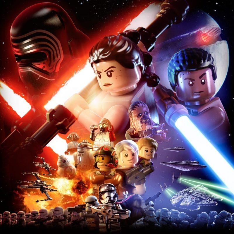 10 Most Popular Lego Star Wars Wallpaper FULL HD 1920×1080 For PC Desktop 2018 free download lego star wars the force awakens hd desktop wallpapers 800x800