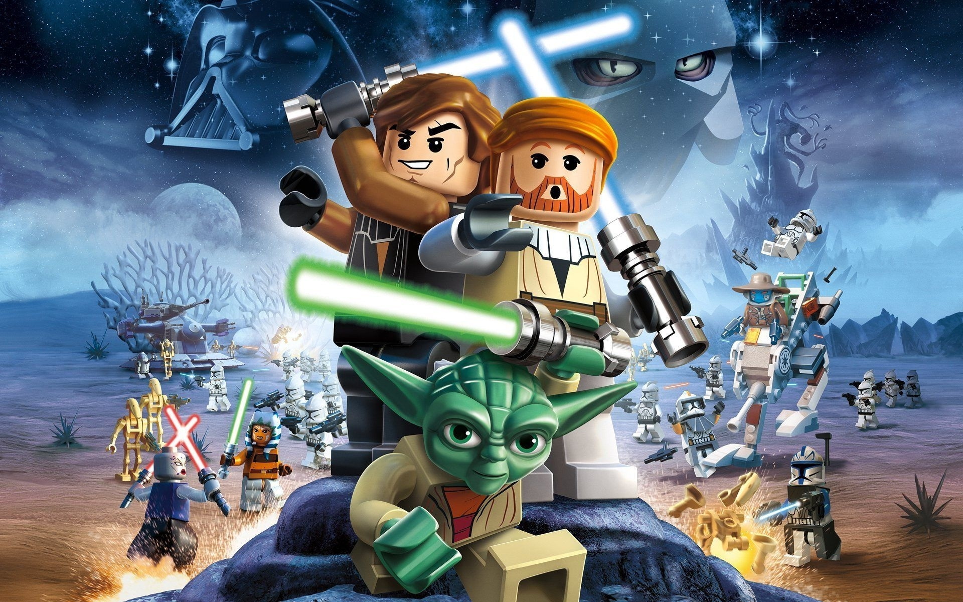 lego star wars wallpapers group (78+)