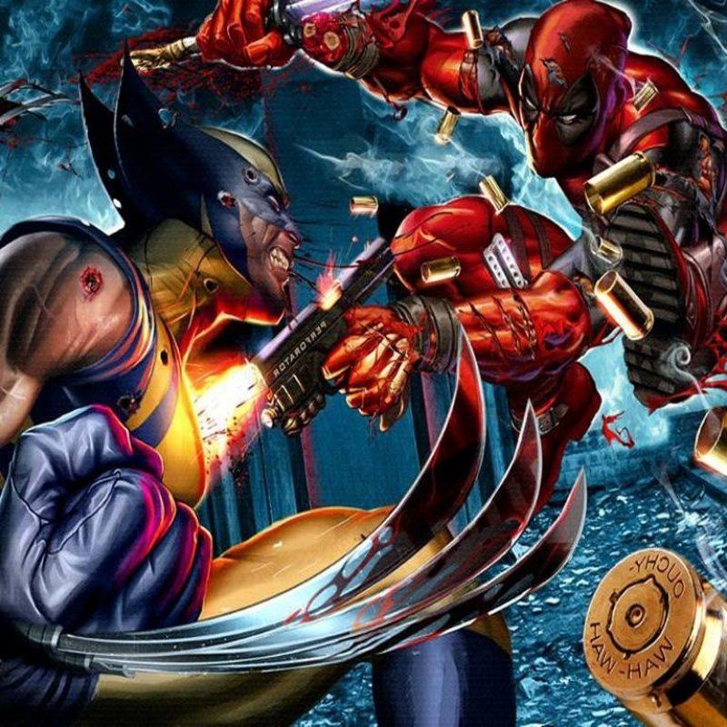 10 Latest Deadpool Vs Wolverine Wallpaper FULL HD 1920×1080 For PC Background 2018 free download les 10 raisons pour lesquelles deadpool va nous eclater le journal 800x800
