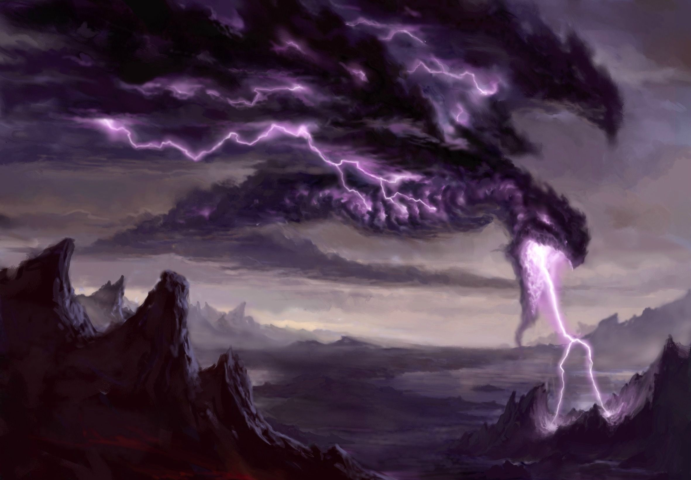 lightning dragon wallpapers - wallpaper cave