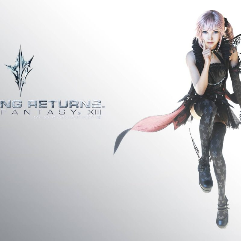 10 New Lightning Final Fantasy Wallpaper FULL HD 1080p For PC Desktop 2018 free download lightning returns final fantasy xiii images lightning returns 1 800x800