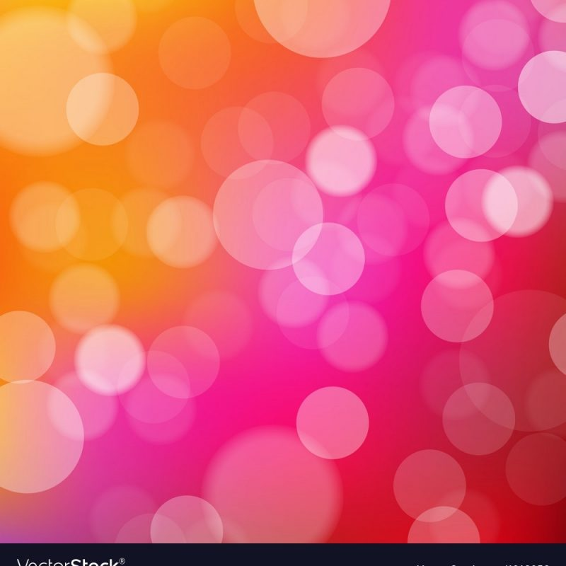 10 Most Popular Pink And Orange Background FULL HD 1920×1080 For PC Background 2018 free download lights orange and pink background with bokeh vector image 800x800