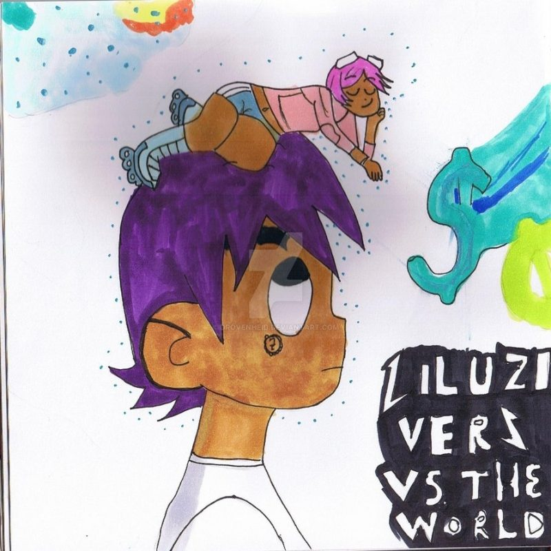 10 Top Lil Uzi Vert Vs The World Wallpaper FULL HD 1080p For PC Desktop 2020 free download lil uzi vert vs the worlddrovenheid on deviantart 800x800