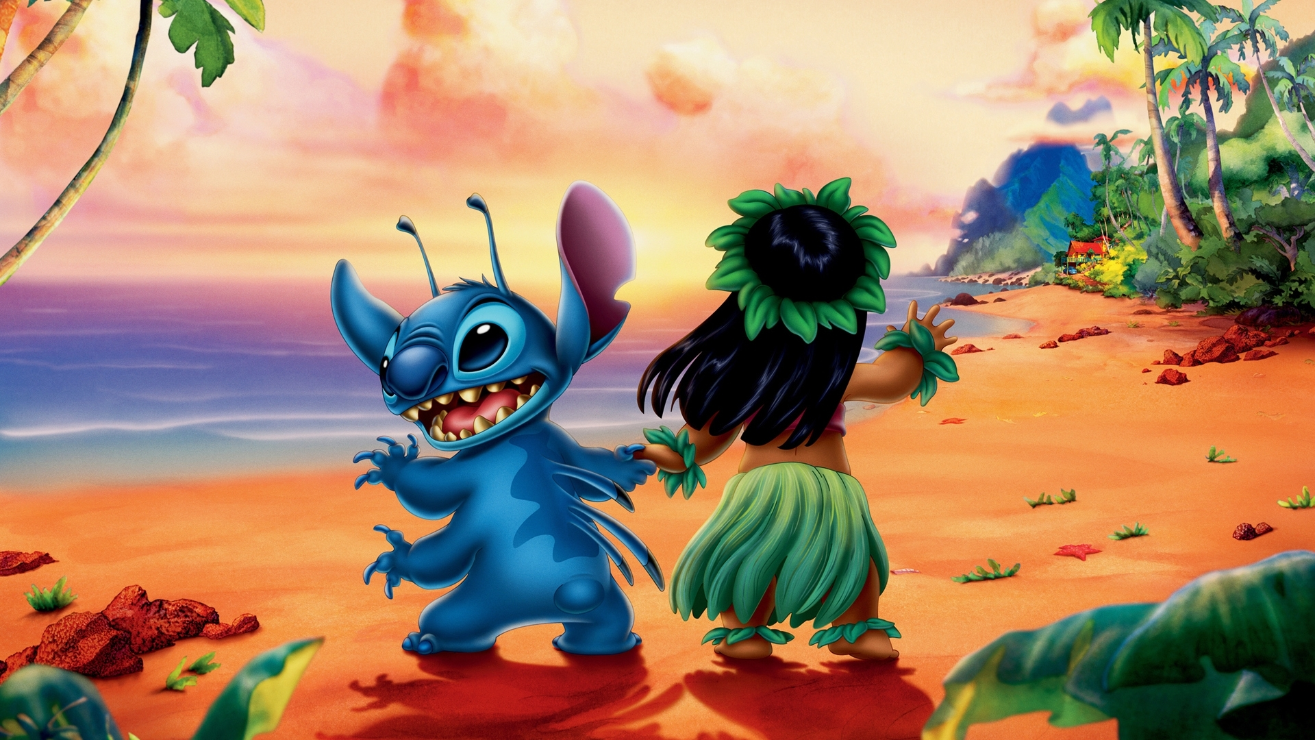 lilo and stitch wallpaper for android | desktop wallpapers