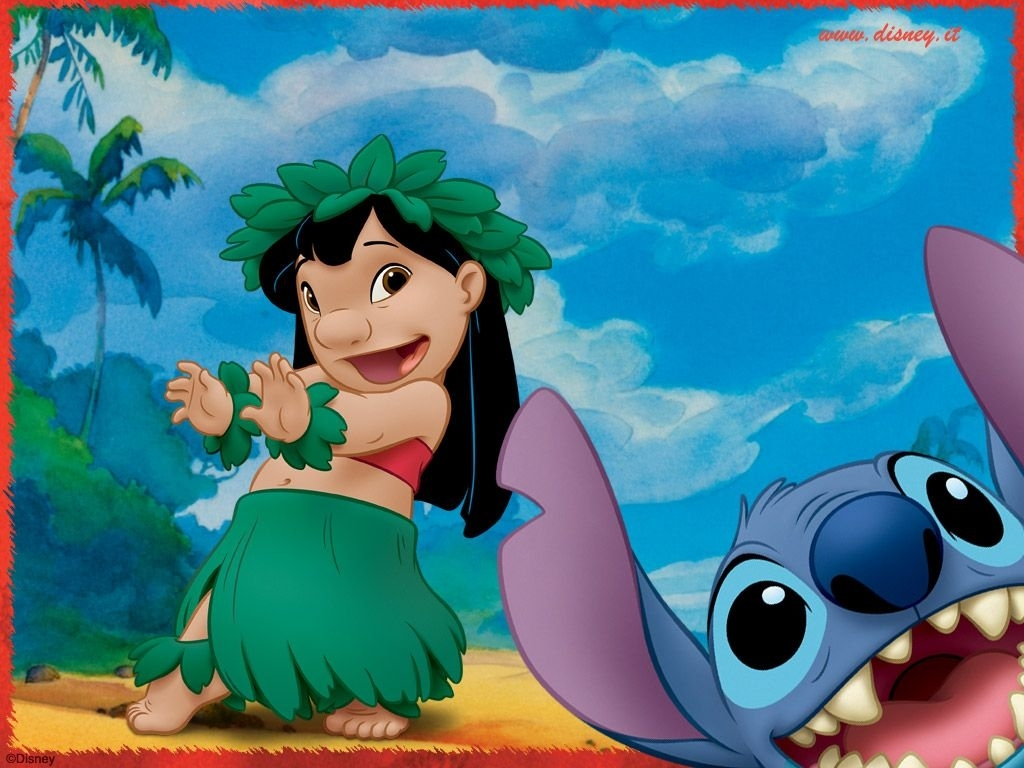Title Lilo And Stitch Wallpaper Hd For Iphone Android Iphone2lovely Dimension 1024 X 768 File Type JPG JPEG