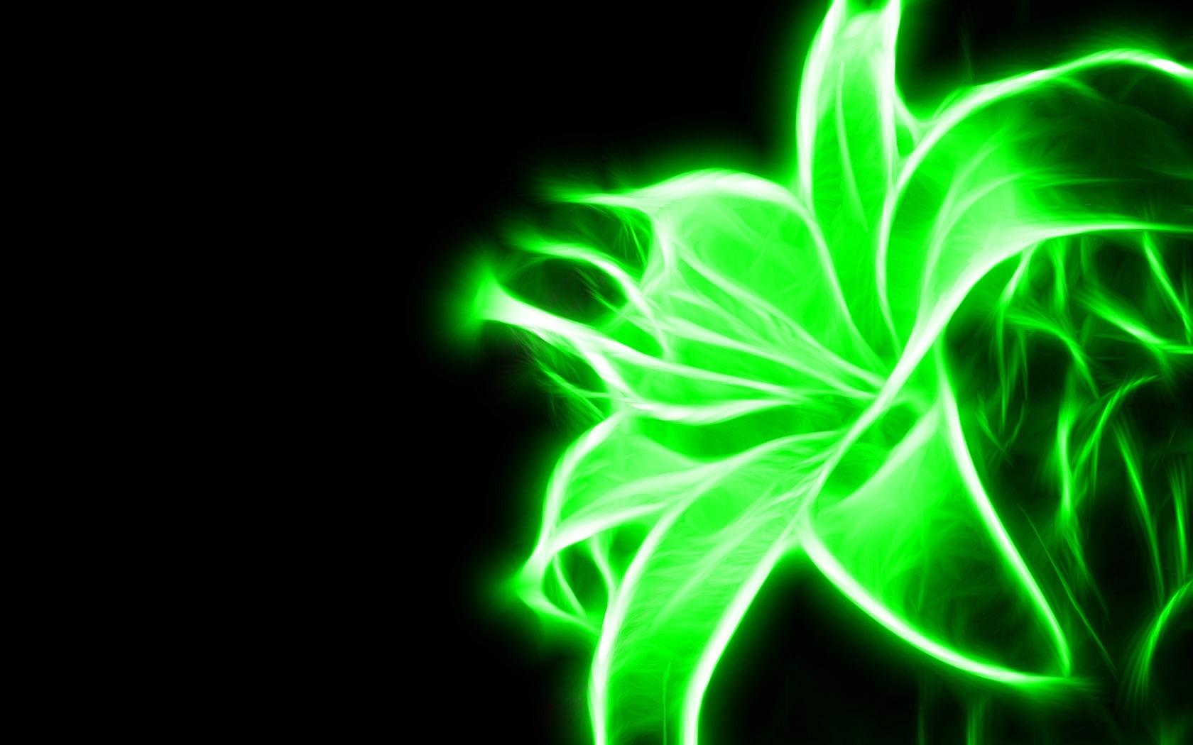 lime green and black wallpaper 27 desktop background