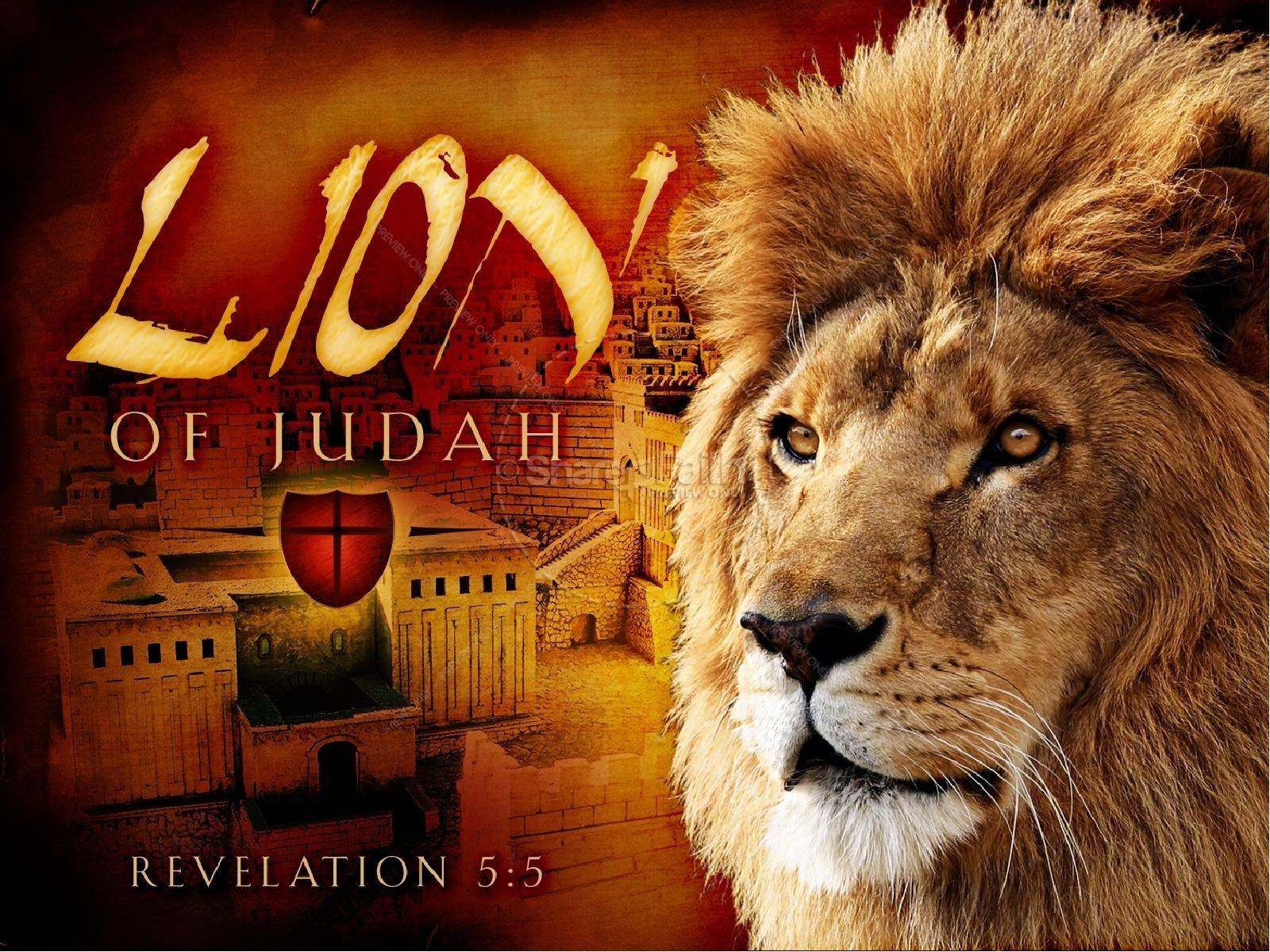 lion of judah church powerpoint | easter sunday resurrection powerpoints