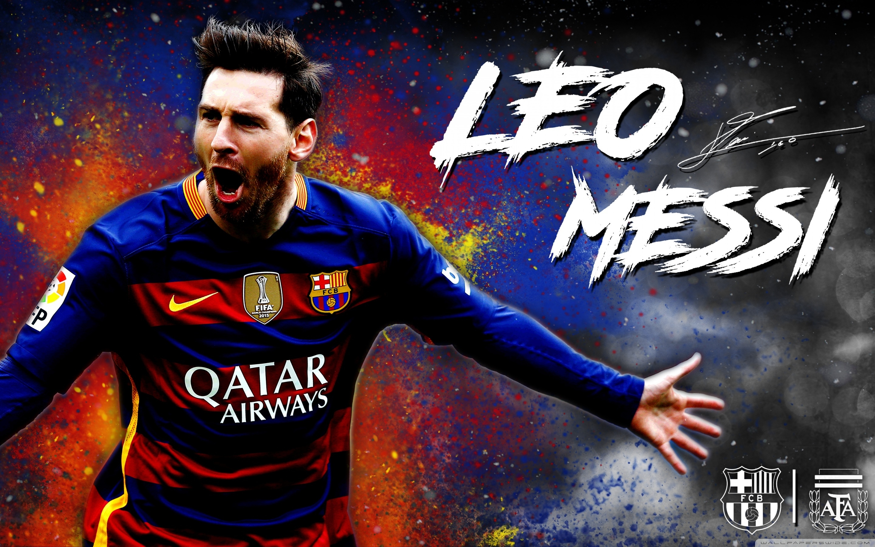 lionel messi barcelona wallpaper - 2016 ❤ 4k hd desktop wallpaper