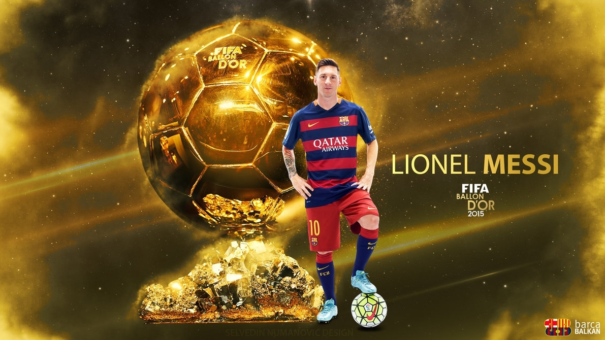 lionel messi fifa ballon d'or 2015 hd wallpaperselvedinfcb on