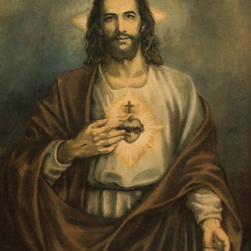 10 Latest Image Sacred Heart Of Jesus FULL HD 1080p For PC Desktop 2021 free download litany of the sacred heart text and mp3 download discerning hearts 2 800x800