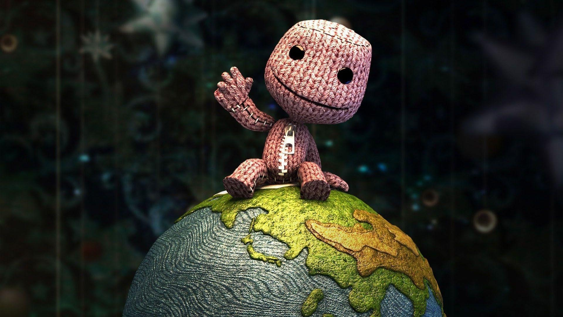 littlebigplanet wallpapers - wallpaper cave