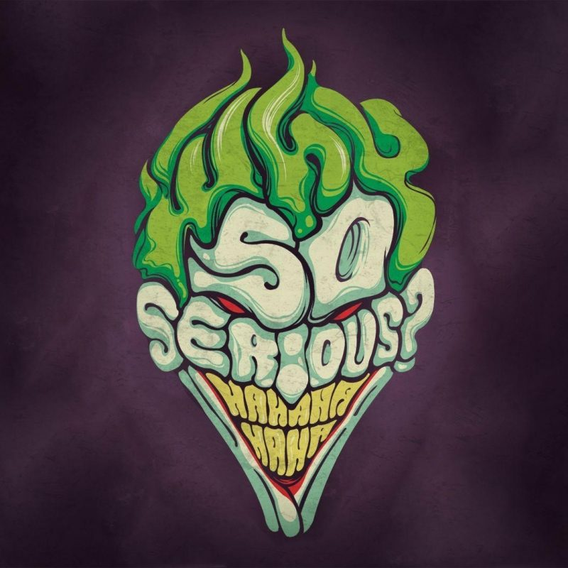 10 Latest Joker Wallpaper Why So Serious FULL HD 1080p For PC Background 2018 free download loeuvre dart joker why so serious hd papier peint de bureau ecran 2 800x800
