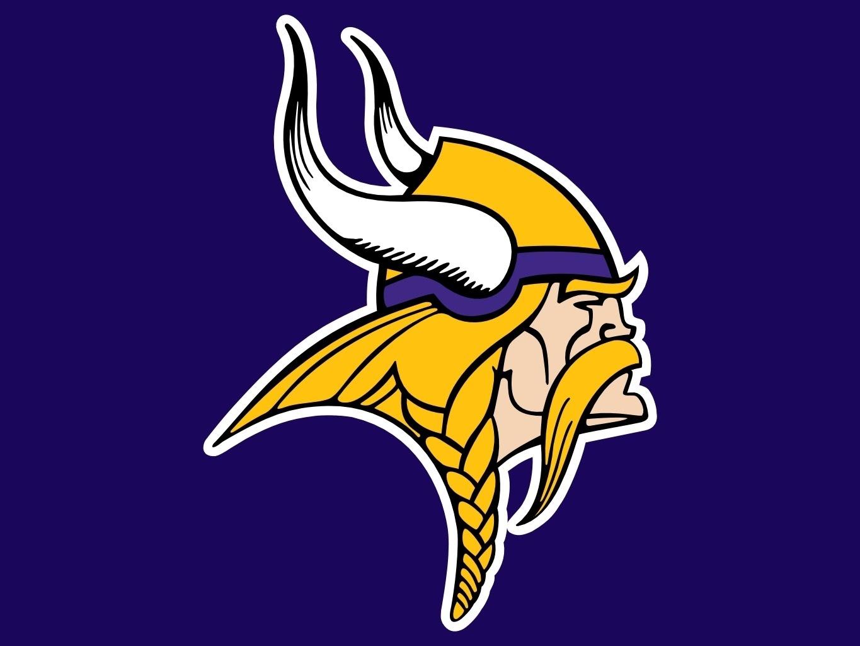 logo dojo minnesota vikings logo (tutorial) - youtube